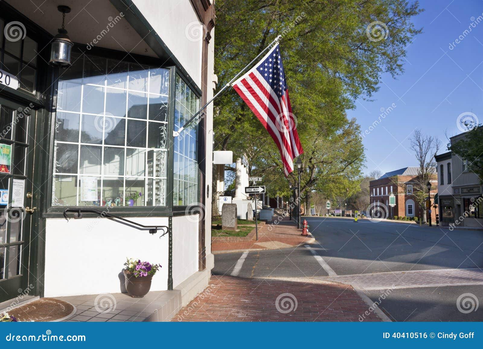 Tribunal en Warrenton, Virginia