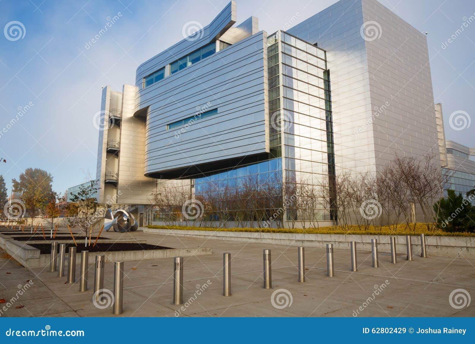 Tribunal fédéral Eugene Oregon