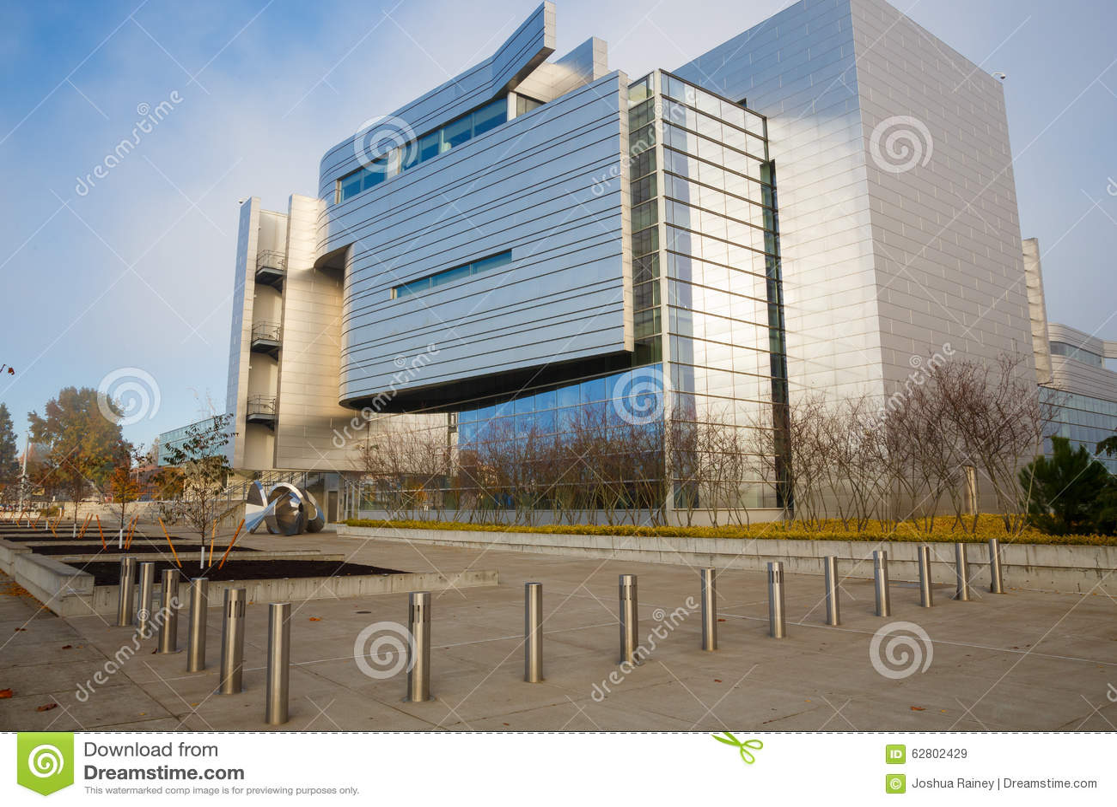 Tribunal federal Eugene Oregon