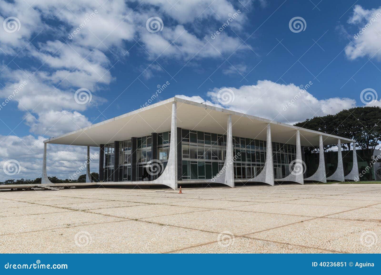 Tribunale - Brasília - DF federale - Brasile di Supremo