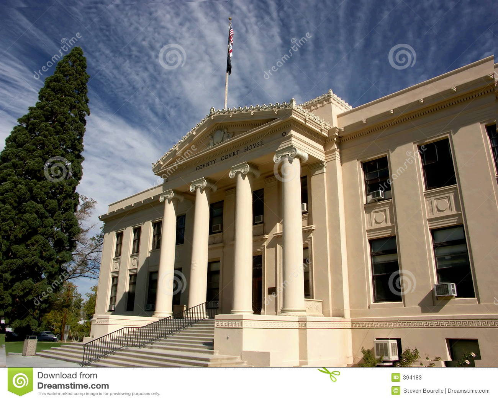Tribunale della contea