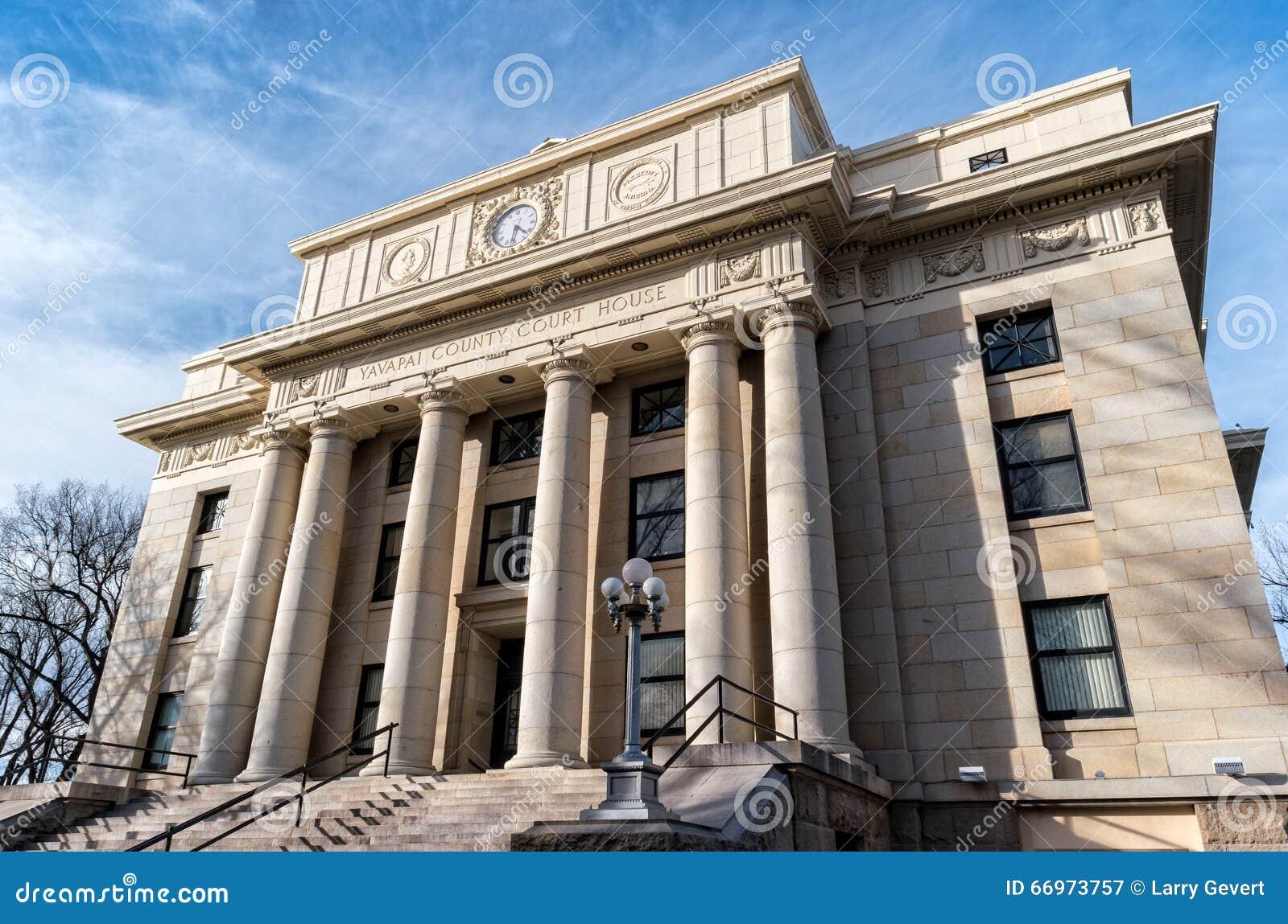 Tribunale della contea in Prescott, Arizona