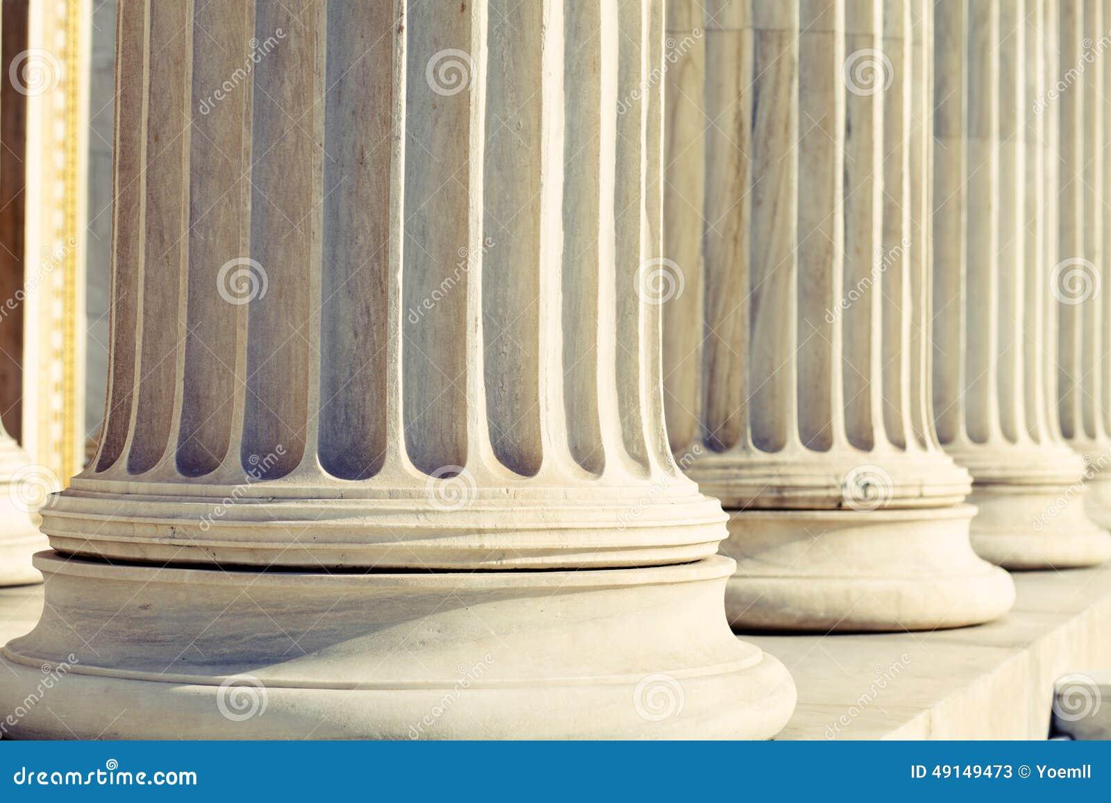 Tribunale delle colonne della colonna