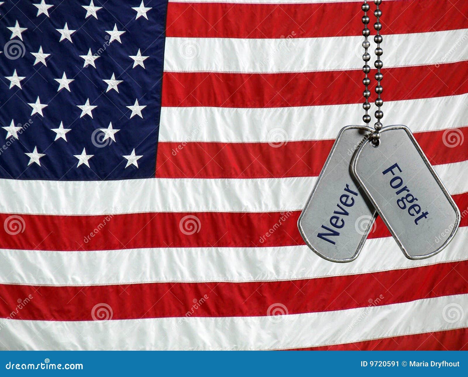 Tribut des Veterans stockbild. Bild von tuch, material - 9720591