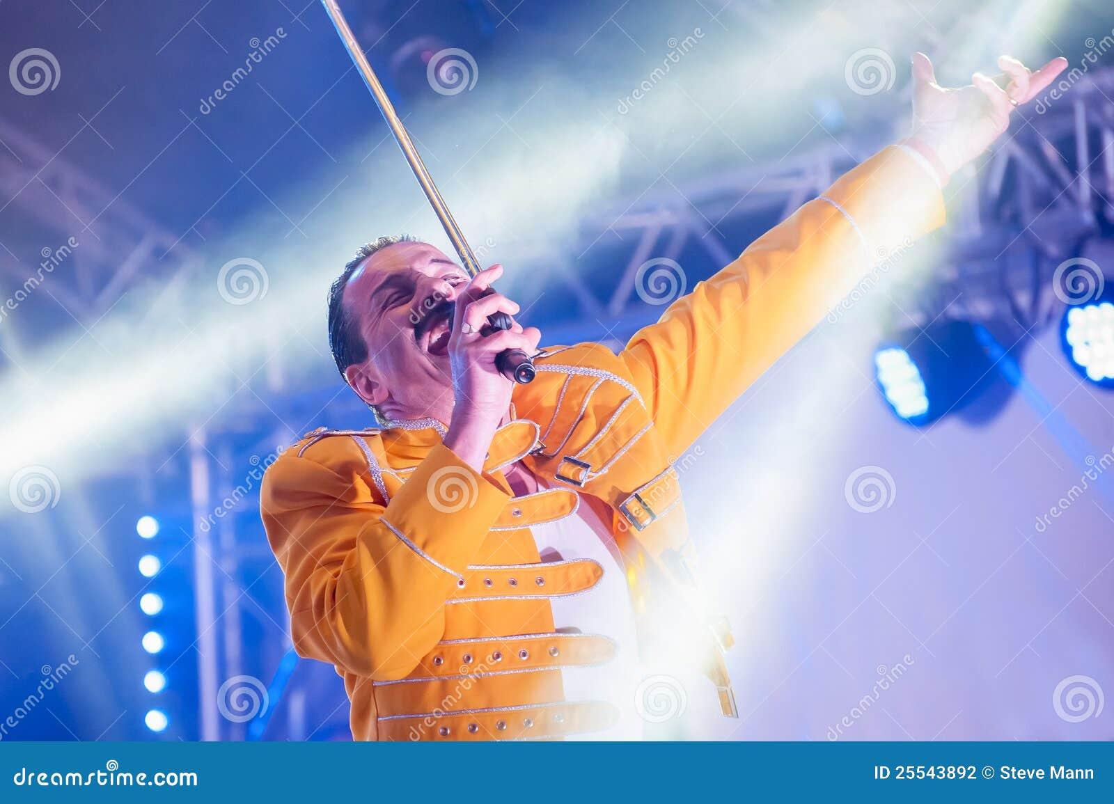 Tributo del Mercury de Freddie