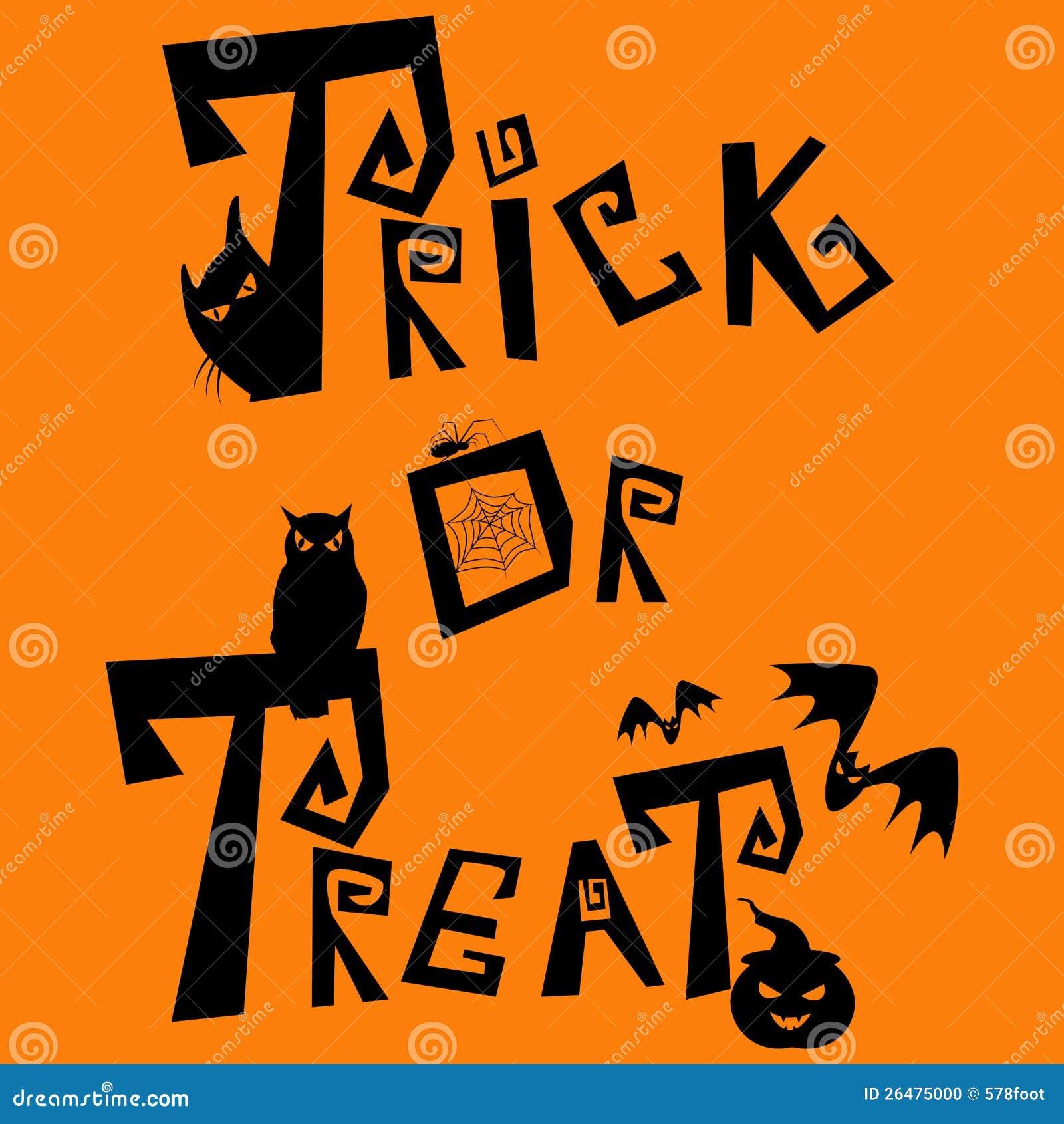 Trick eller treat