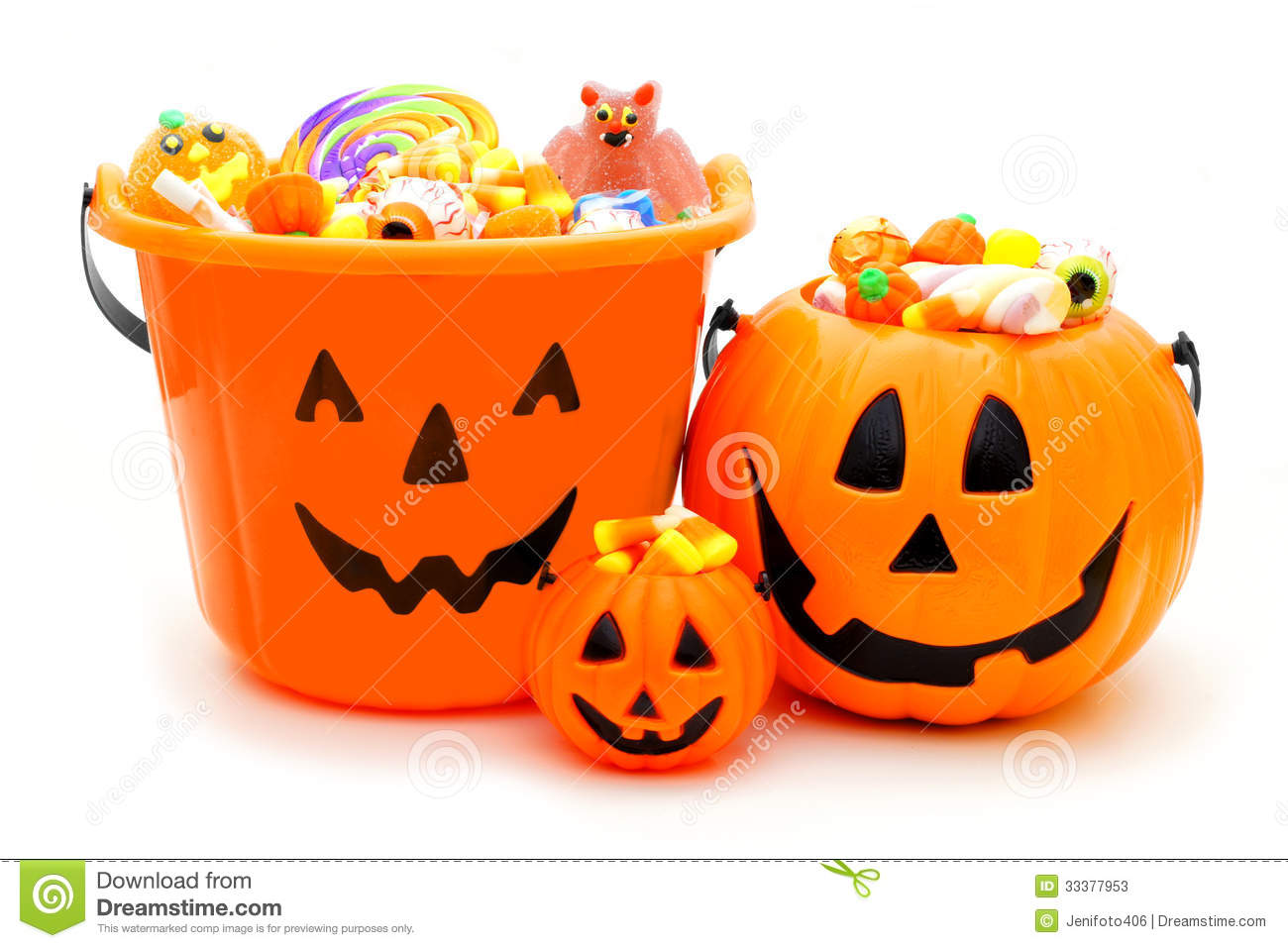 Trick Or Treat Candy Clipart Trick or Treat