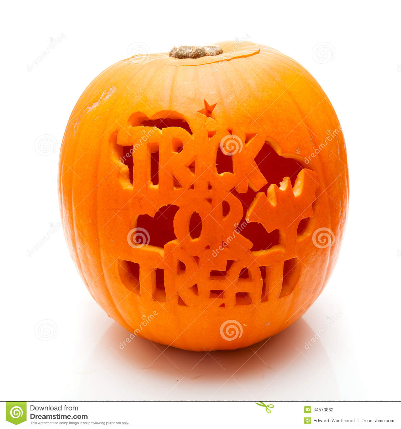 Charming Trick Or Treat Pumpkin Gallery