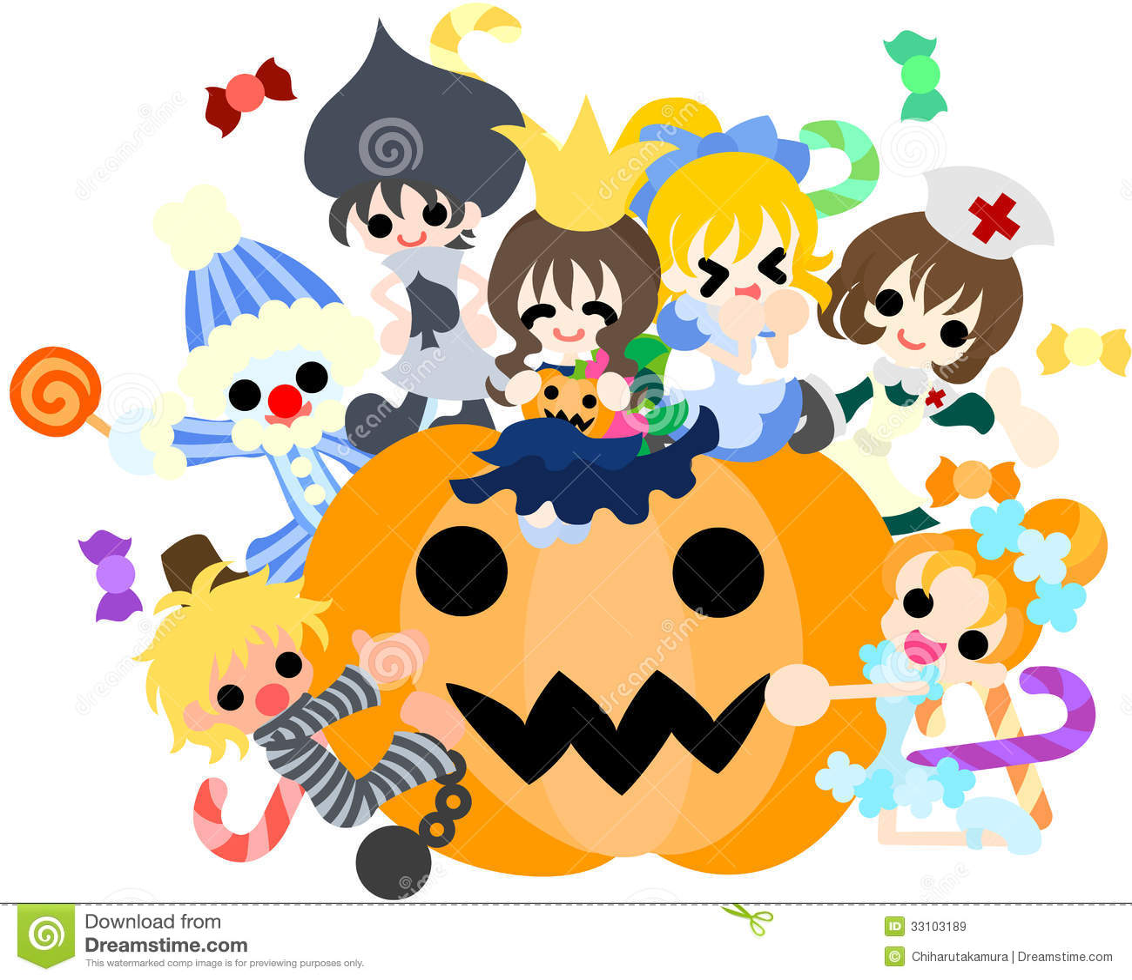 free small halloween clip art - photo #37