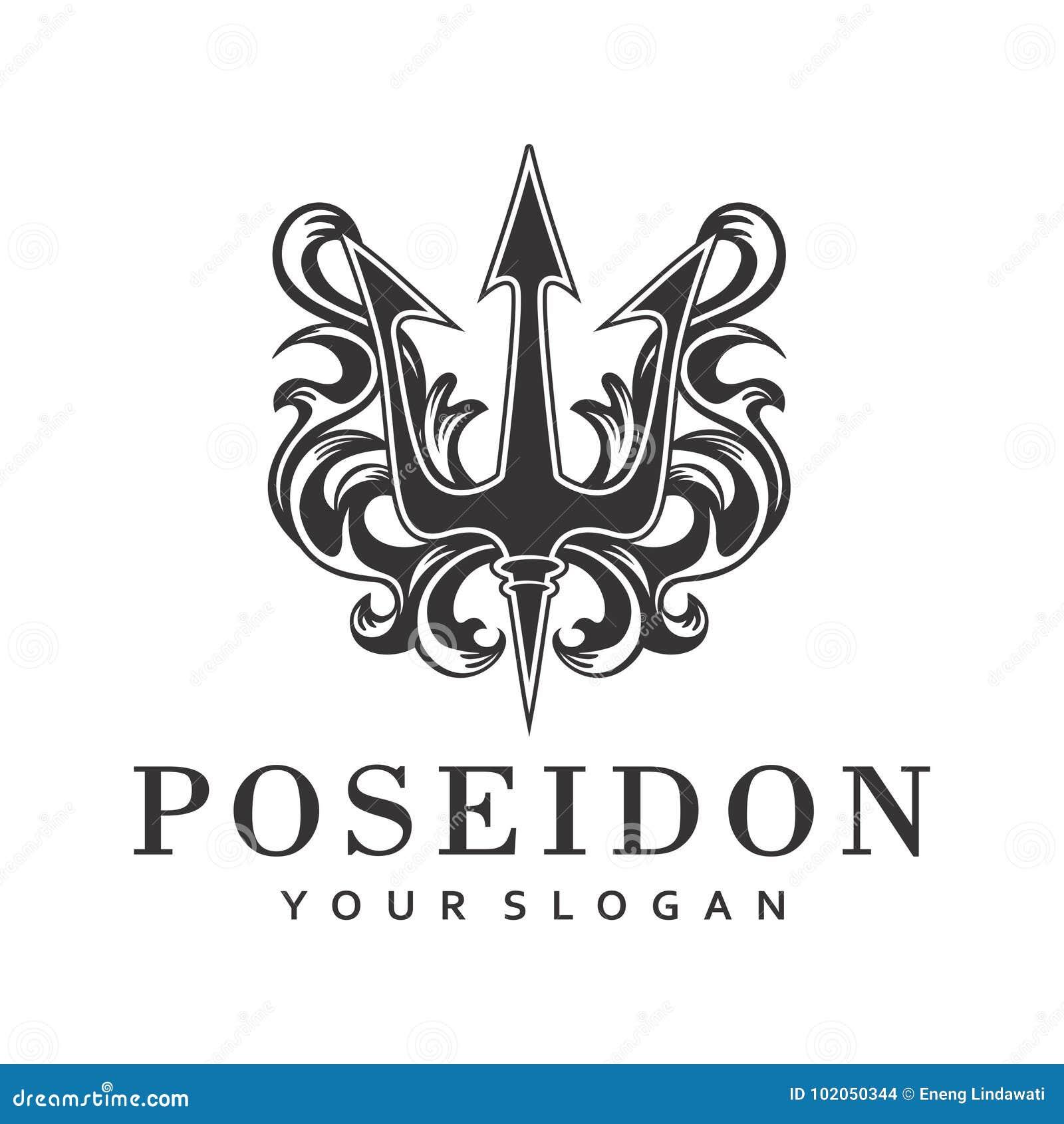 Trident Poseidon Stock Illustration Illustration Of Illustration