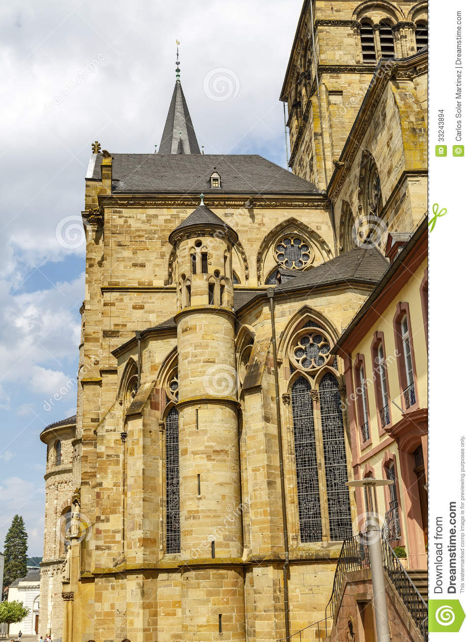Trier Cathedral - the oldest church in Germany