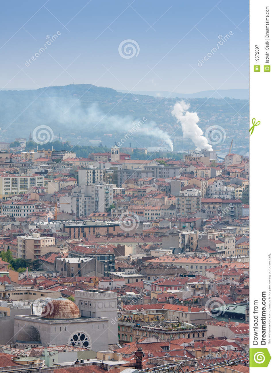 Trieste Italy  City pictures : Trieste Italy Royalty Free Stock Photography Image: 19572097