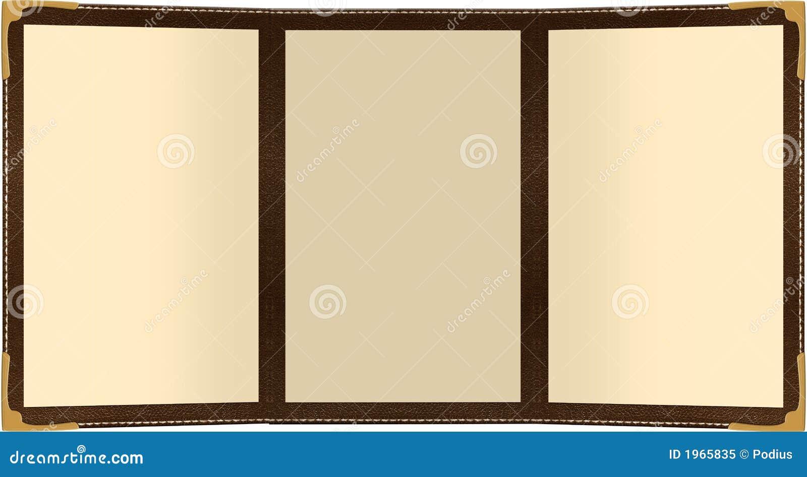 Free blank tri fold template trattorialeondoro maxwellsz