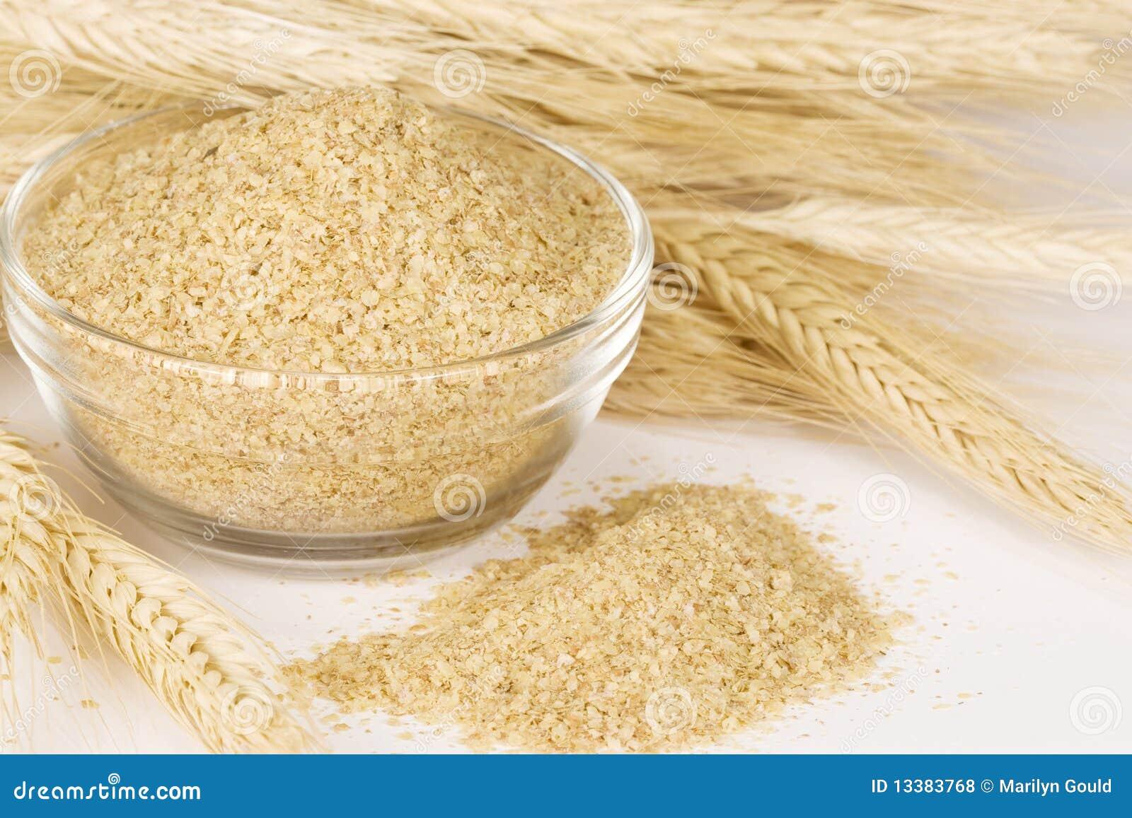 Trigo e wheatgerm