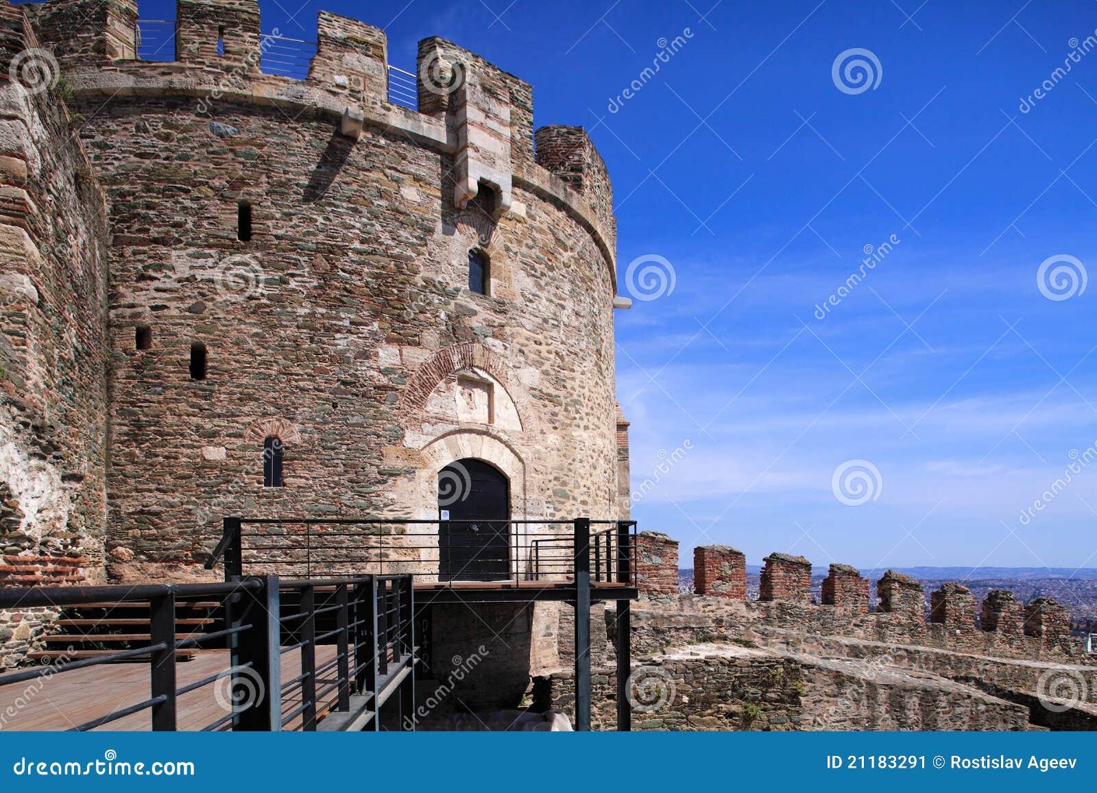 Trigonion Tower, Thessaloniki