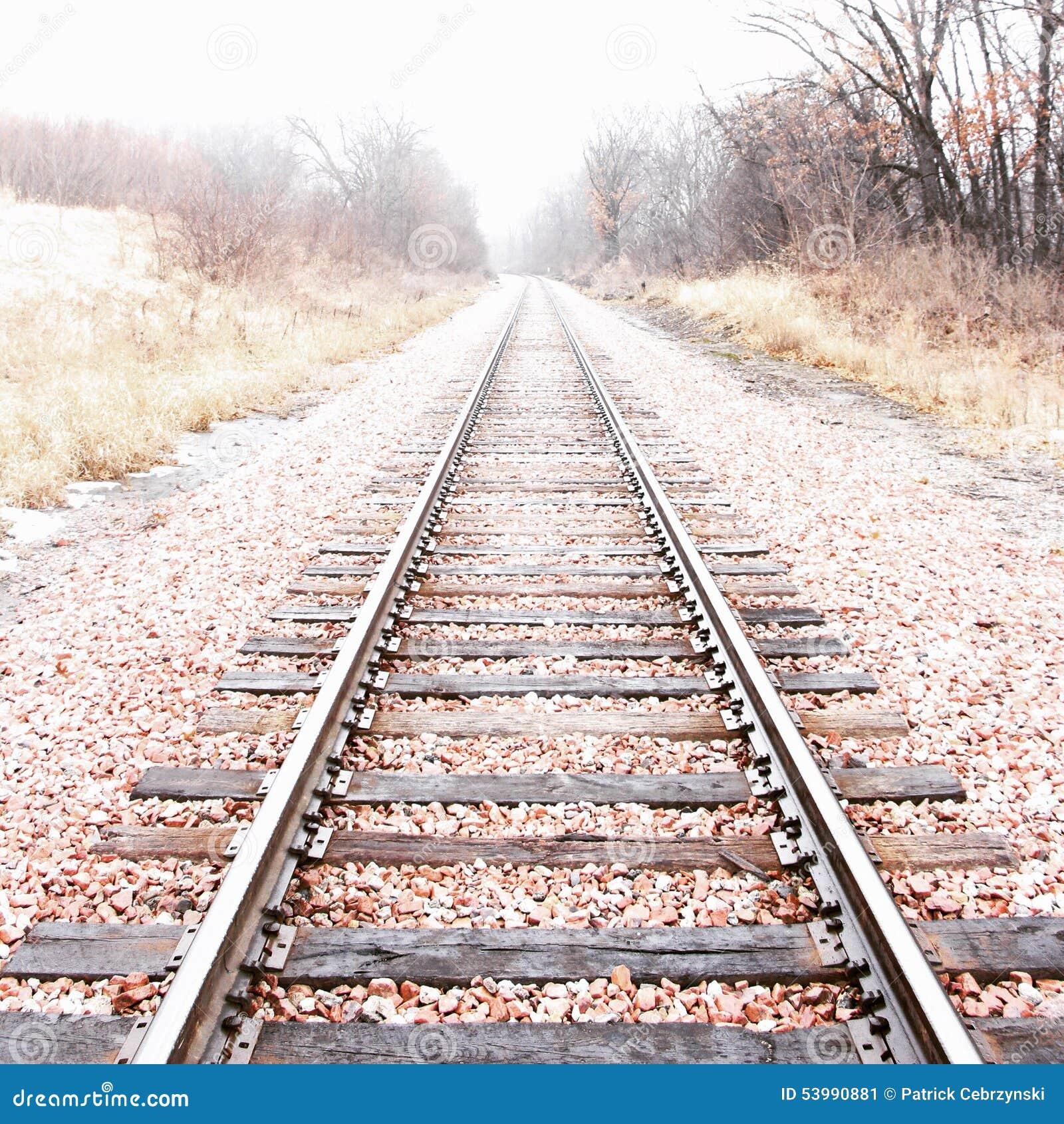 Trilhas de desaparecimento do trem