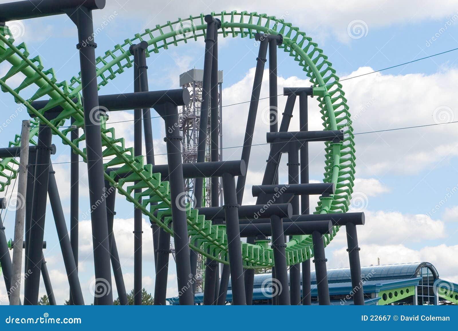 Trilhos do Coaster