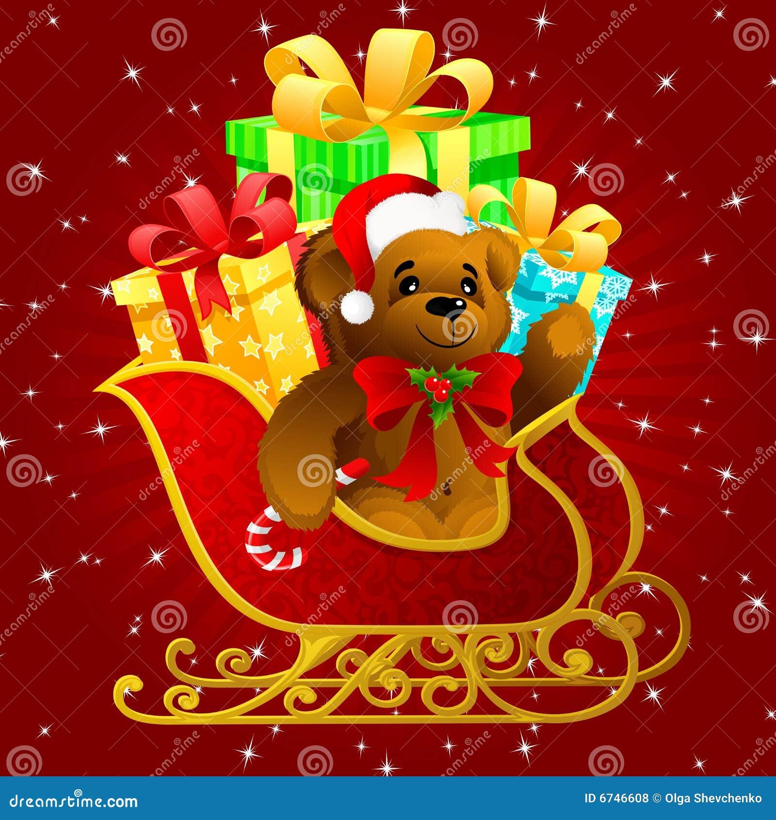 Trineo de Papá Noel