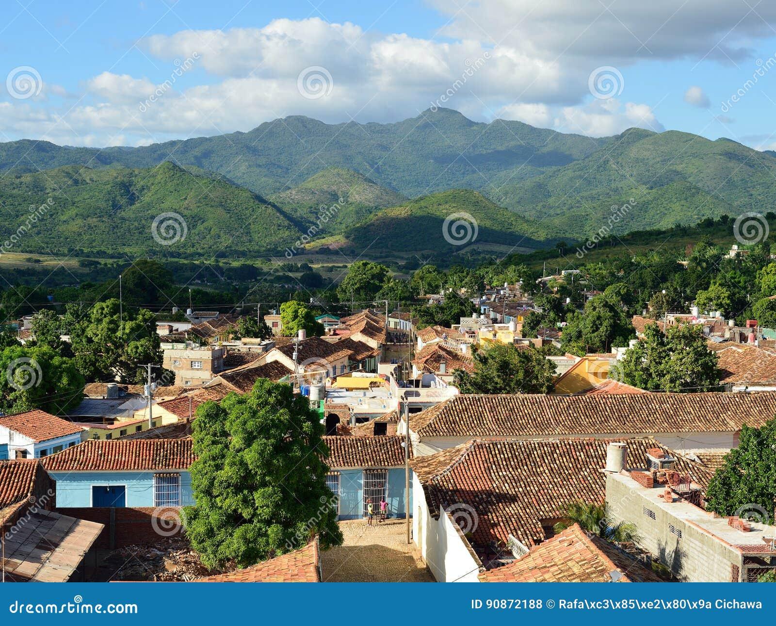 Trinidad i Kuba