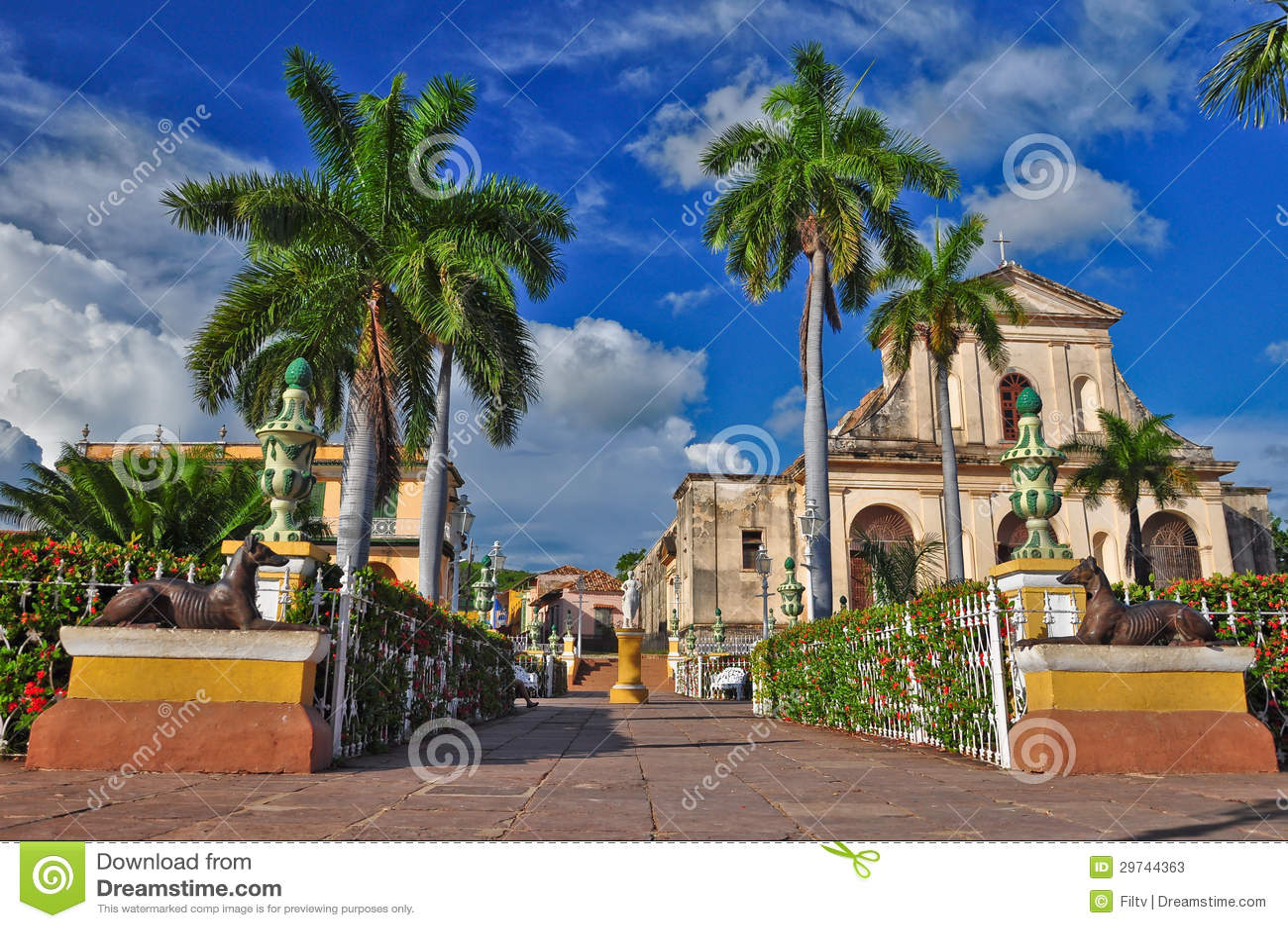 Trinidad De Cuba Colonial Travel