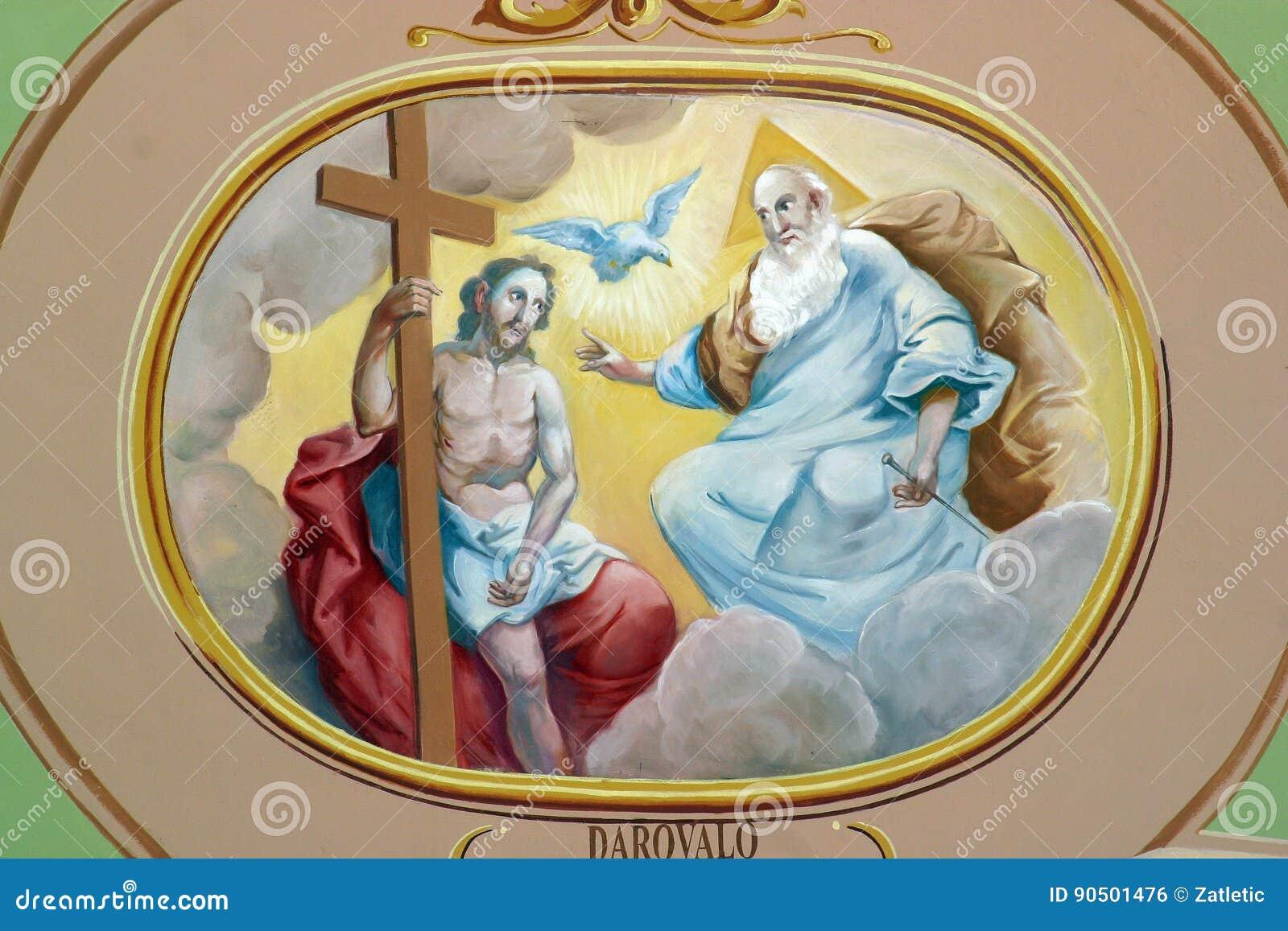 Trinité sainte