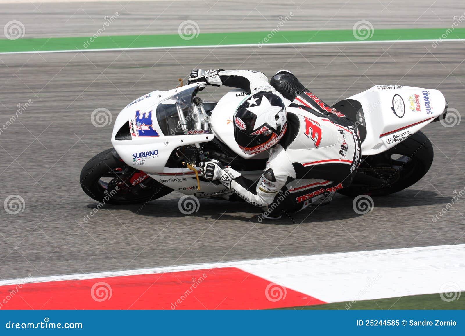 Trionfo Daytona Suriano di Vittorio Iannuzzo