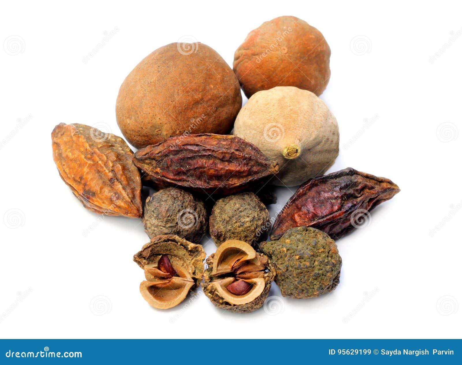 Triphala-ayurvedic owoc