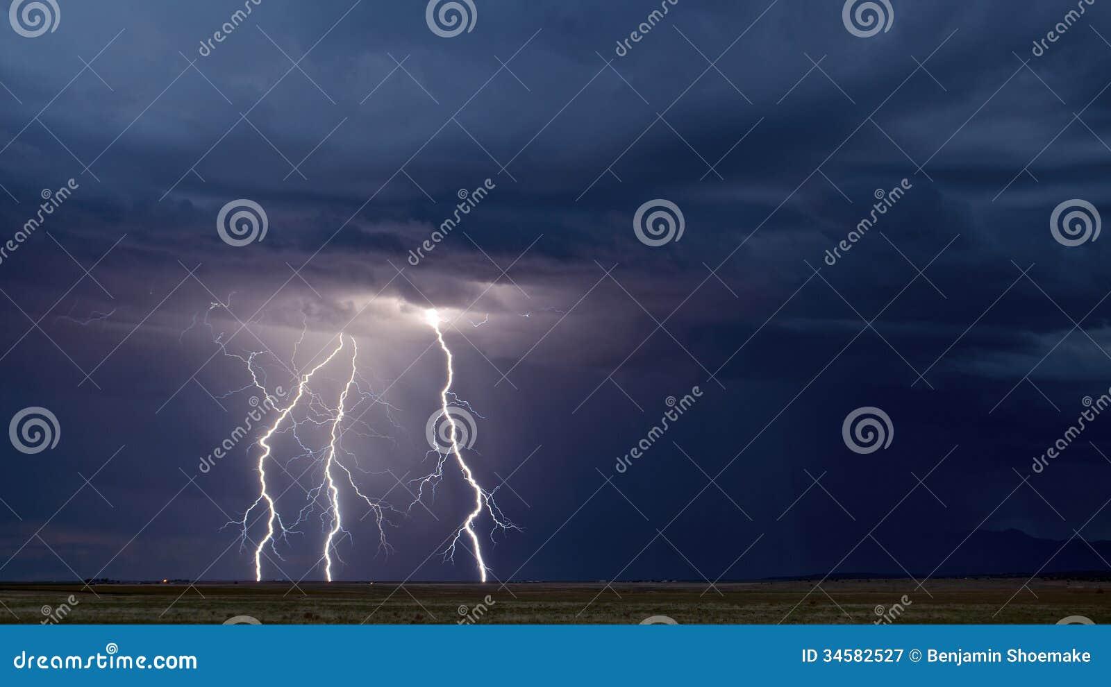 Triple Threat: Lightning