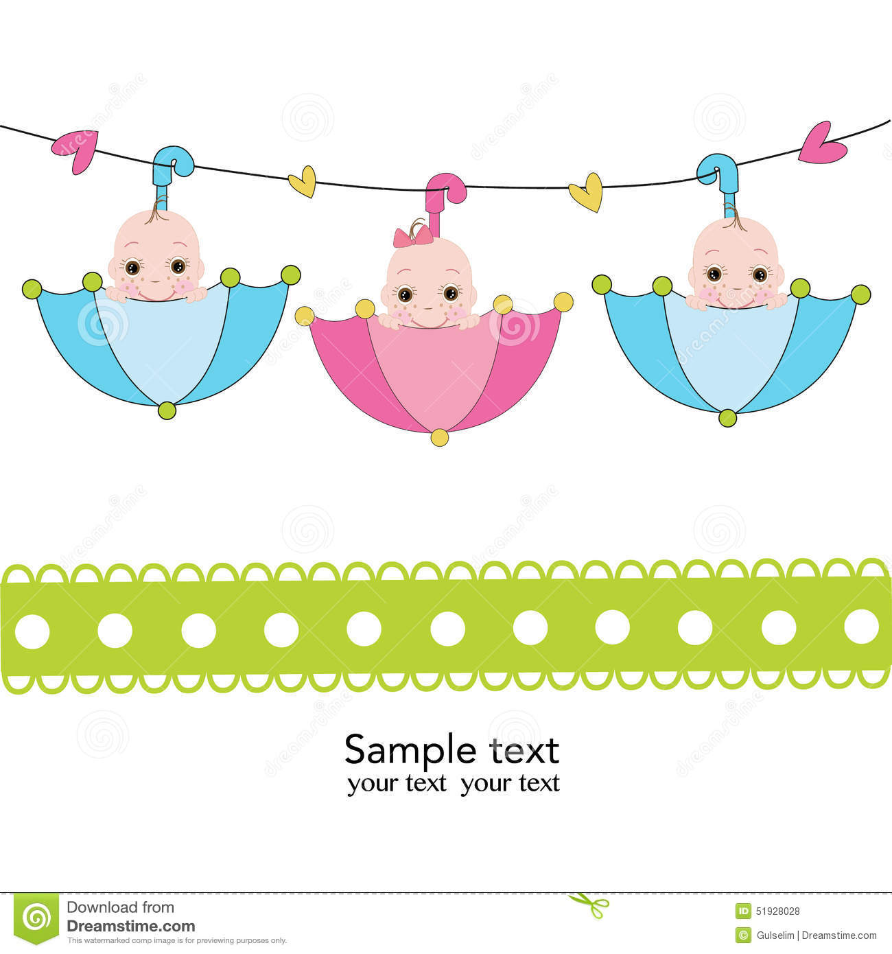 clipart for baby shower cards - photo #21