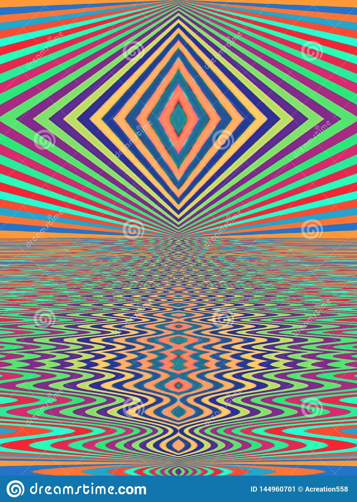 trippy wallpaper psychedelic colorful digital