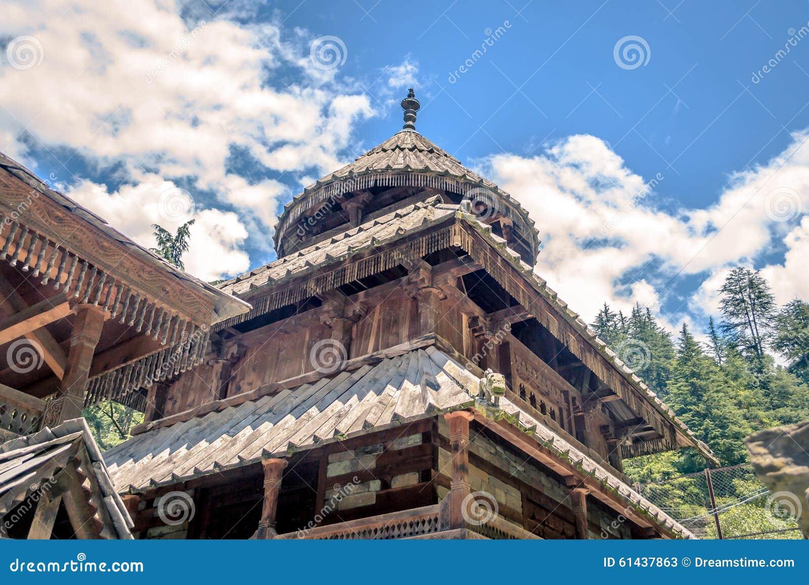 Tripura Sundari świątynia w Naggar