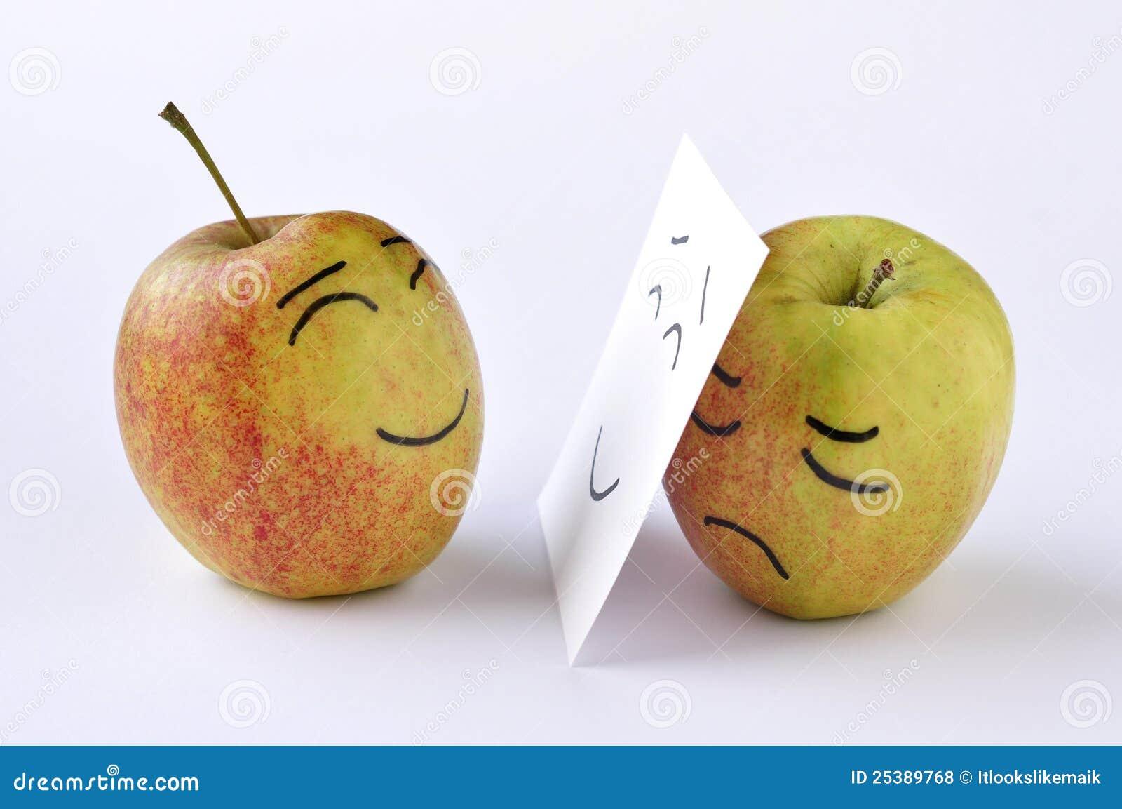 Tristesse d Apple