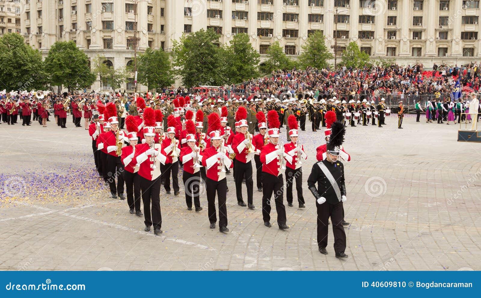Triuggio orkiestra marsszowa od Włochy