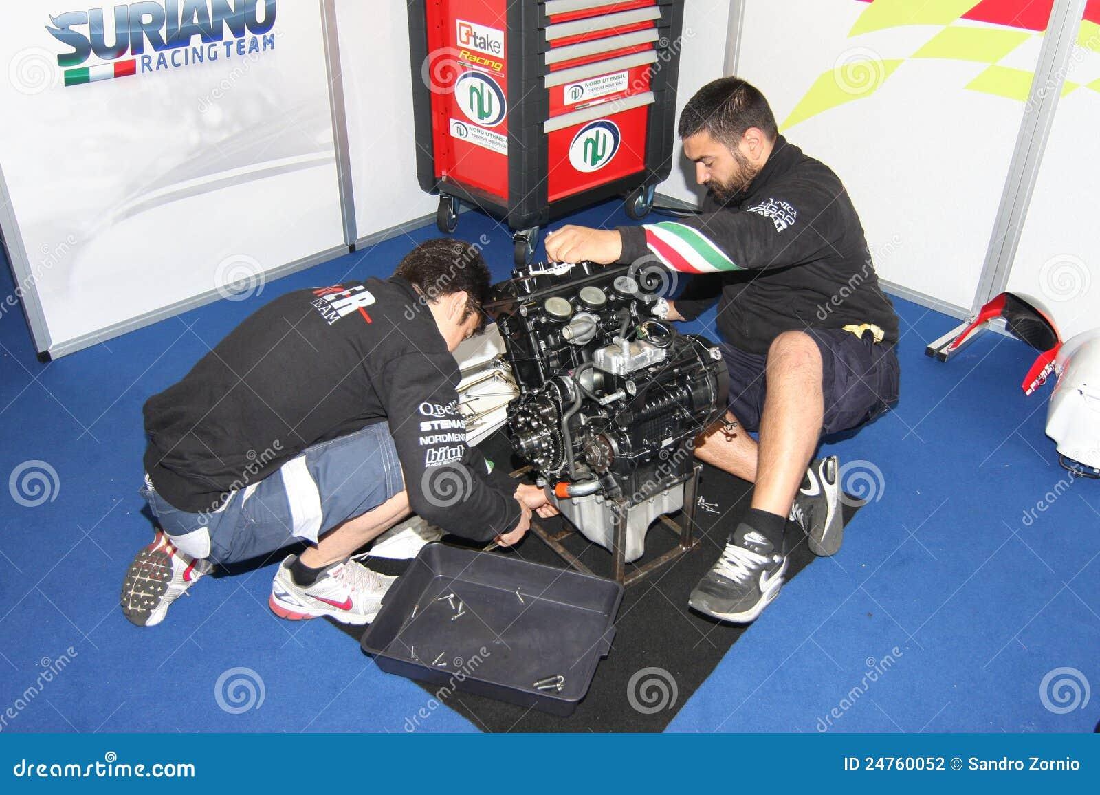 Triumph Daytona 675 Power Team by Suriano WSS