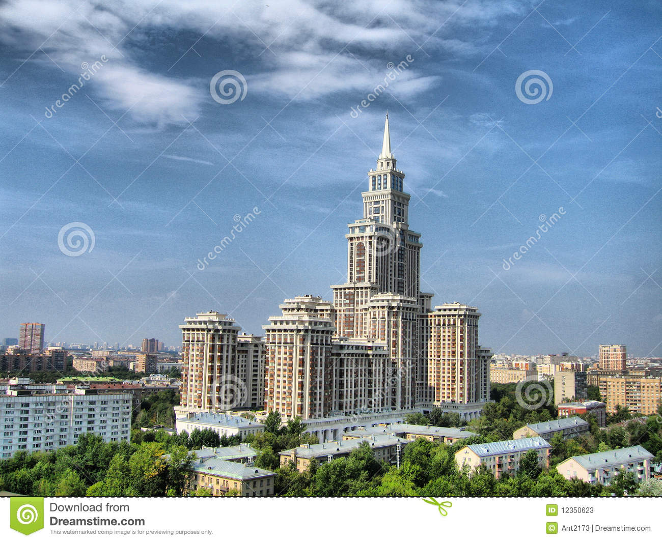 moscow ...