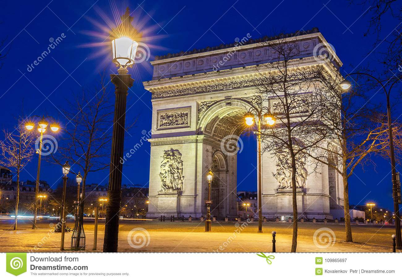 The most famous triumphal arches of the world 93