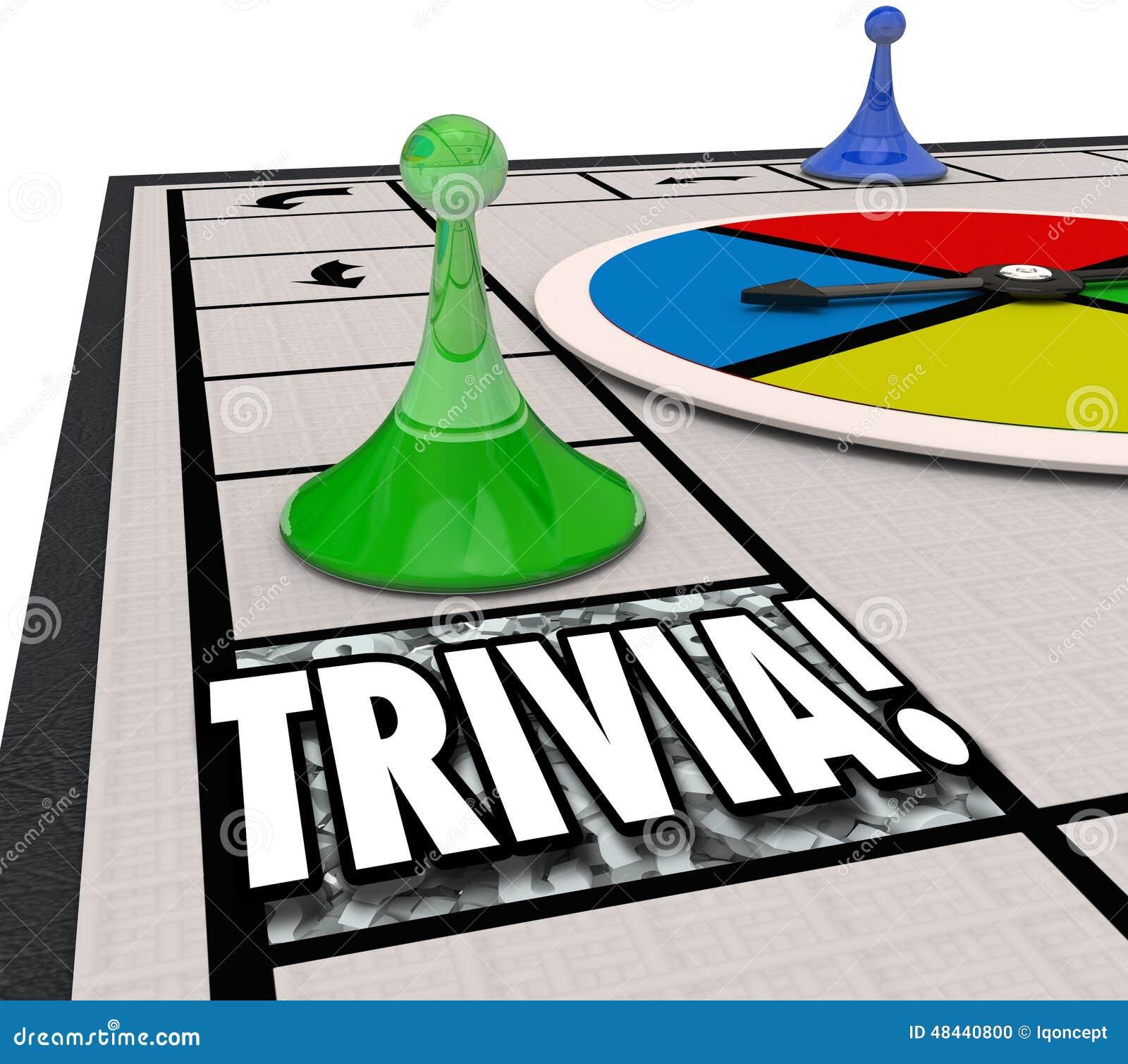 Trivia Board Game Fun Knowledge Challenge Playing Quiz ... - photo#10