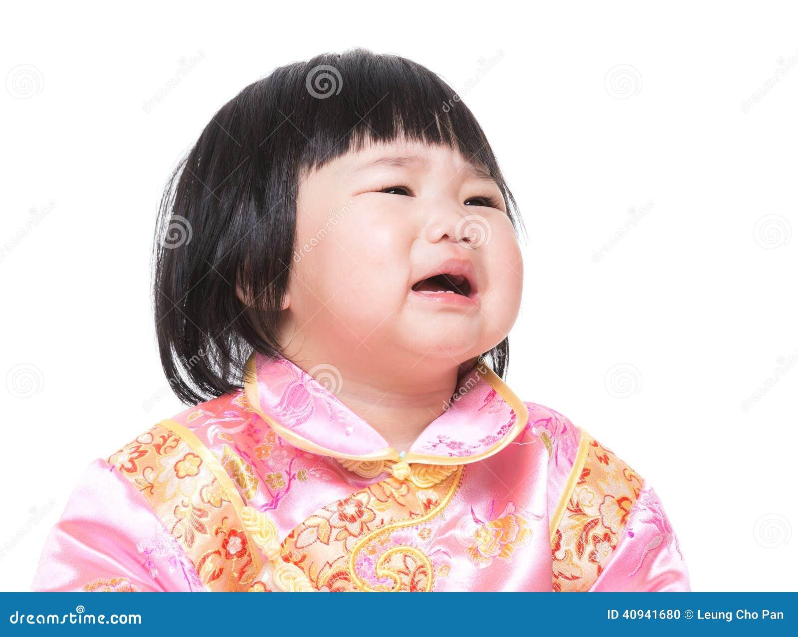 Trochę urocza chińska dziewczyna