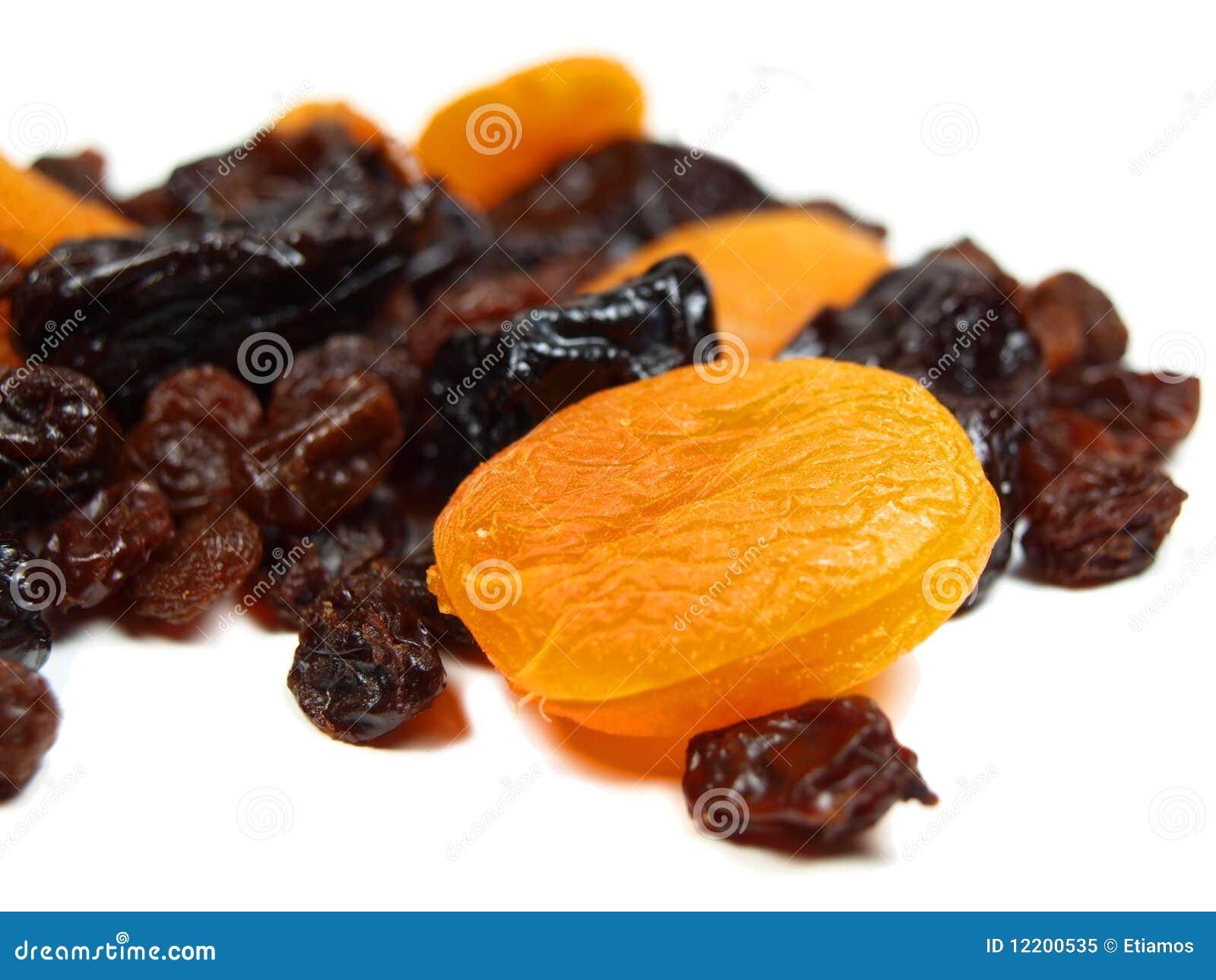 Trockene Frucht