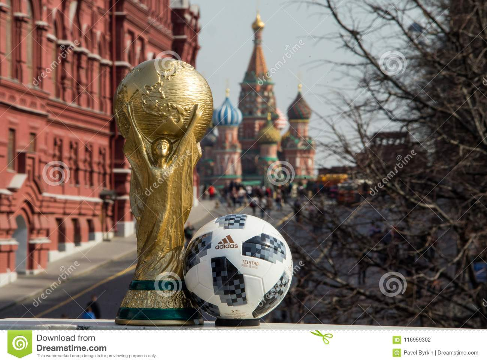 Trofee van de Wereldbeker van FIFA