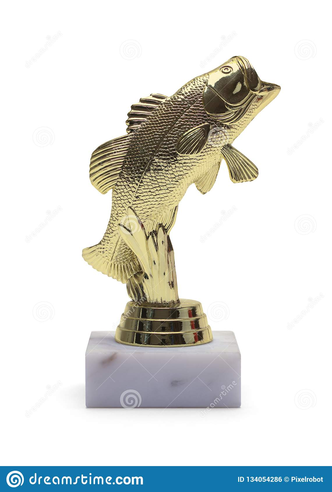 Trofeo de los pescados
