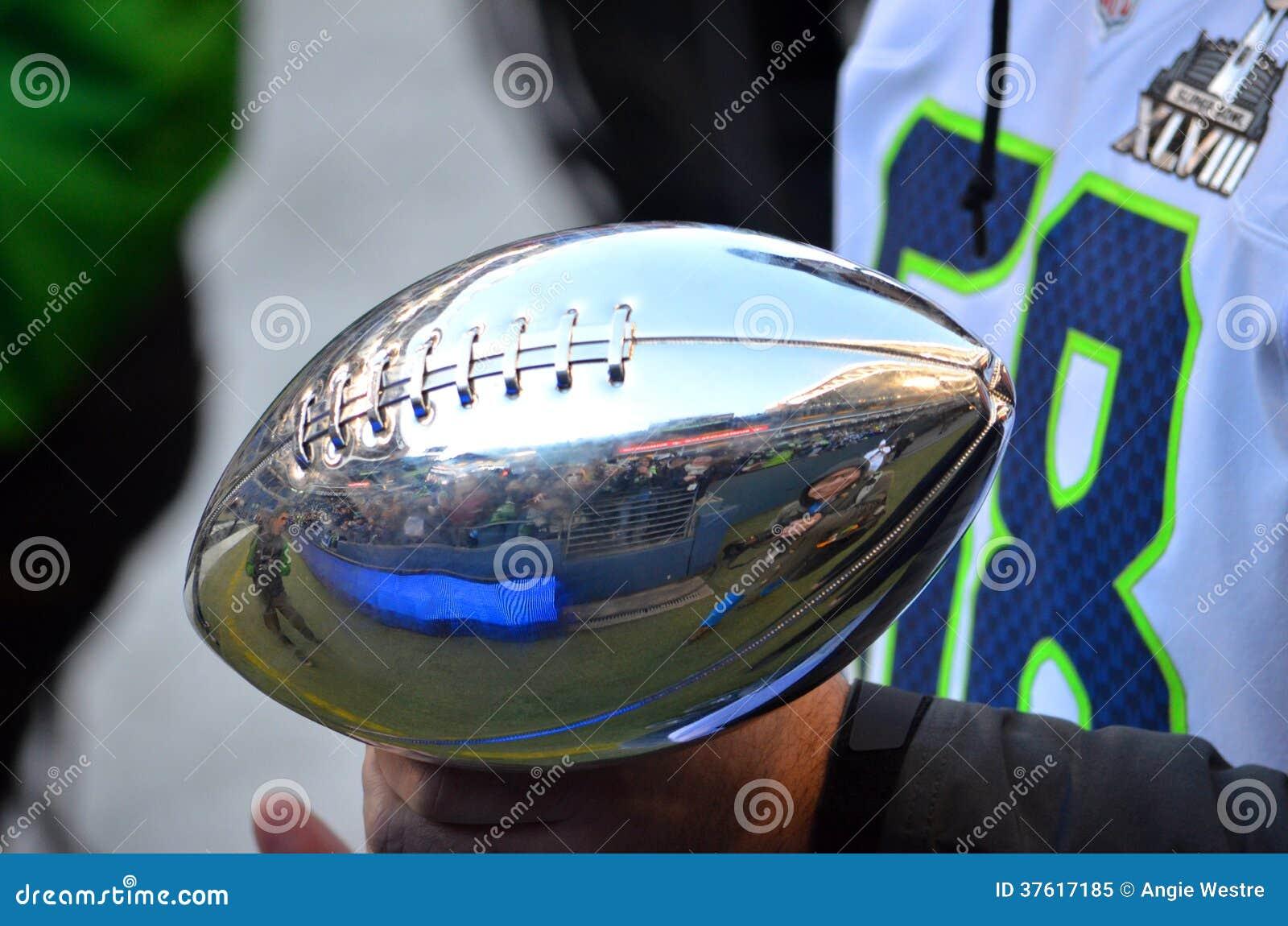 Trofeo del Super Bowl XLVIII Lombardi