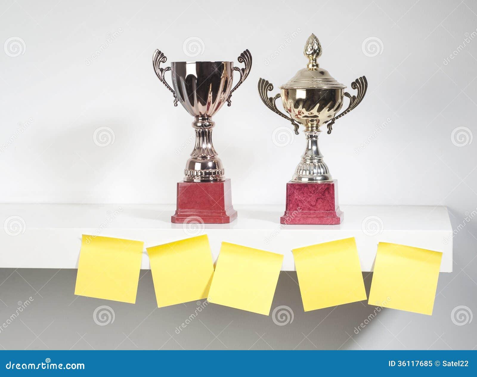 Trofeos del premio