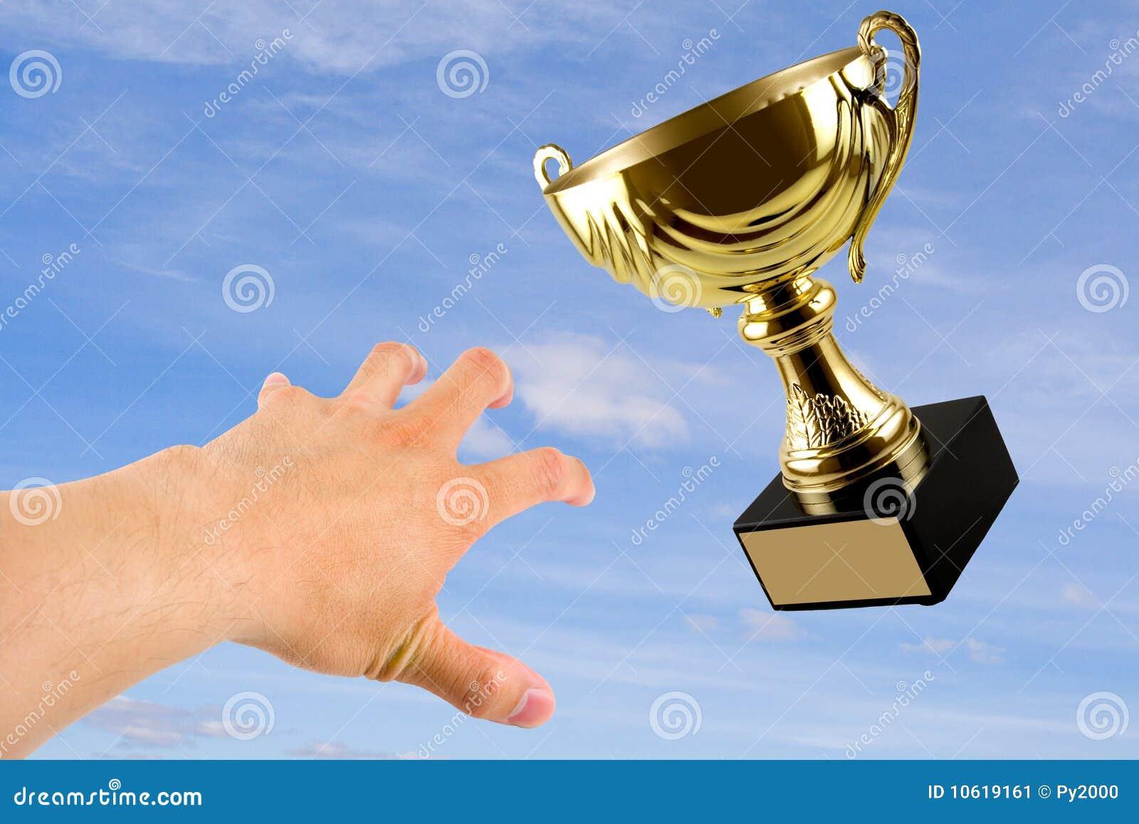 Trofeum zwycięzca