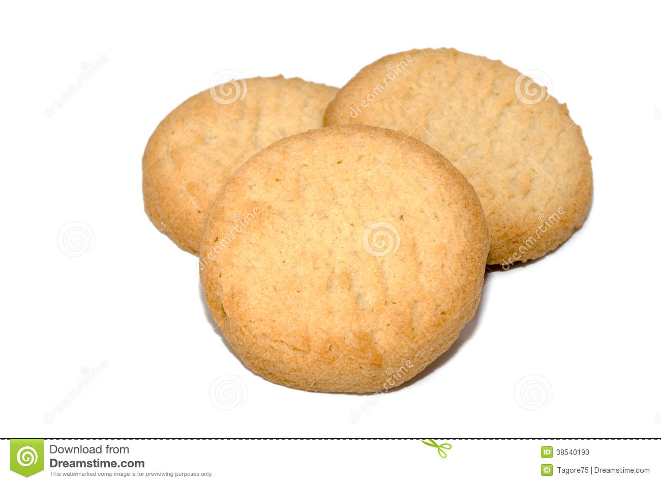 Trois biscuits