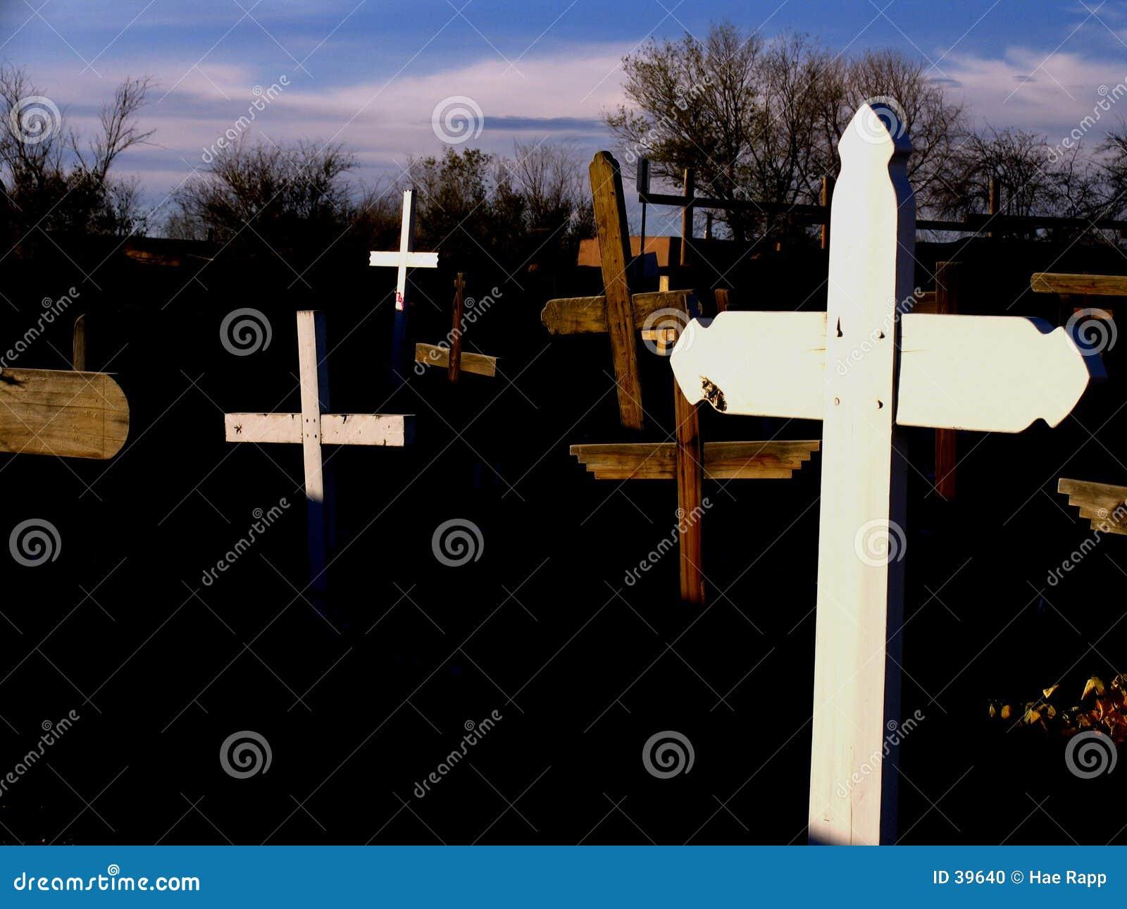 Trois croix
