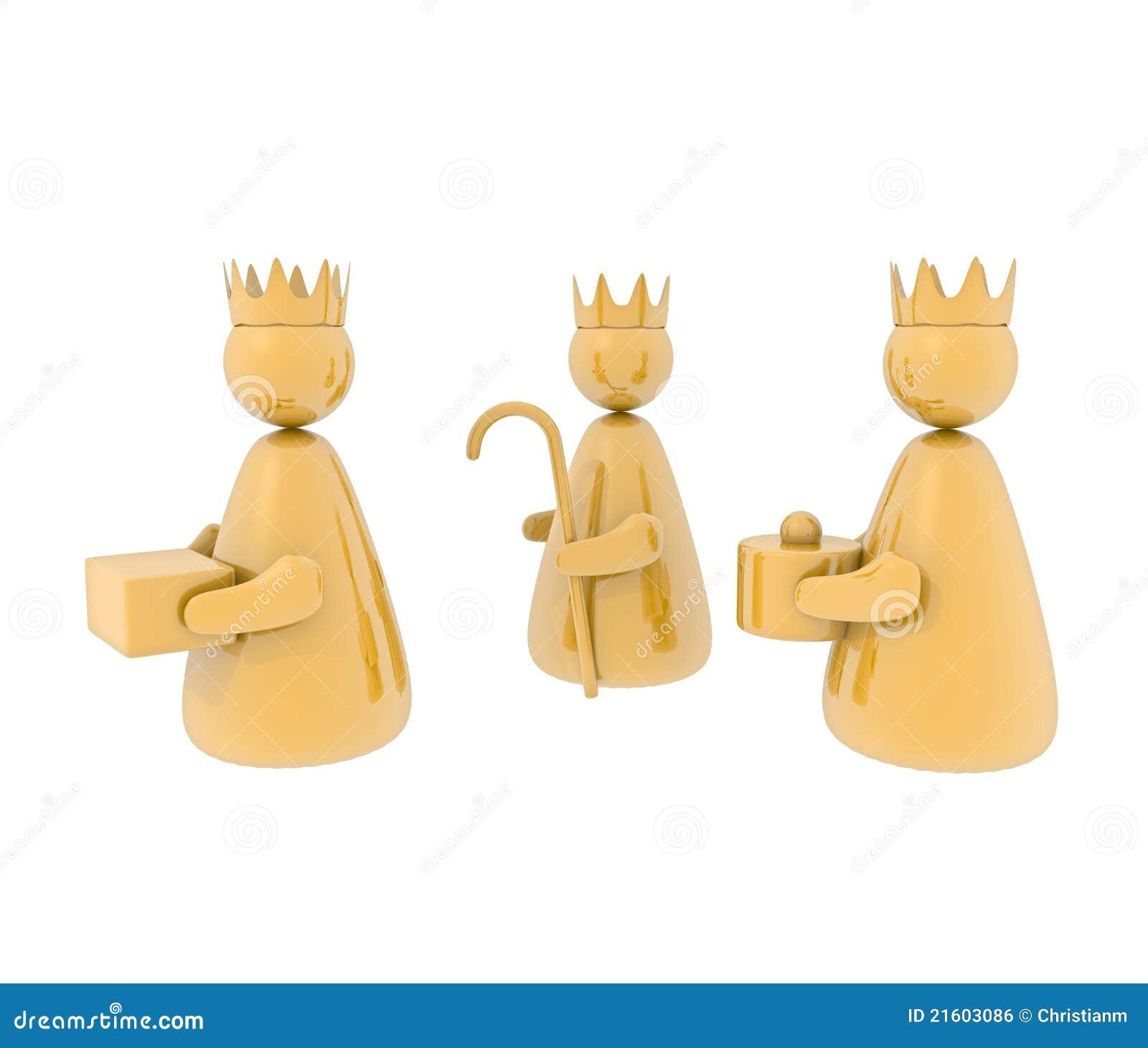 Trois rois, d isolement