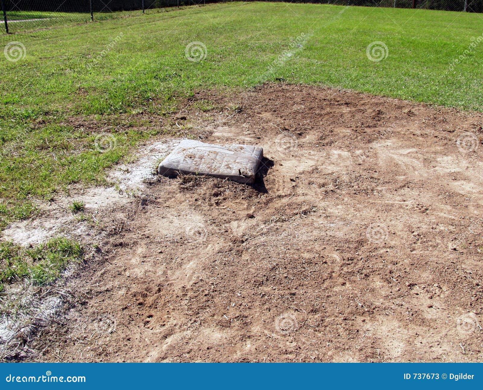 Troisième base dans le domaine de base-ball