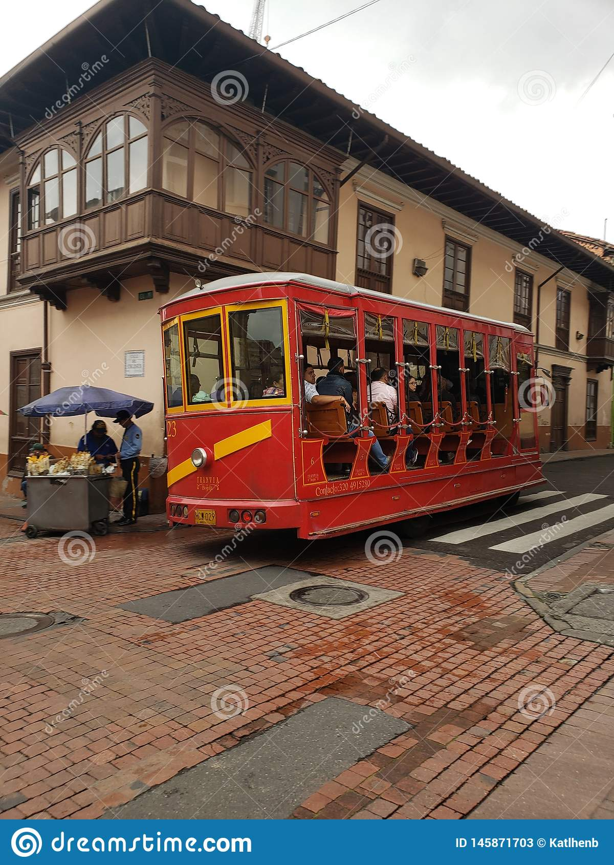 trolly cars Getty Images