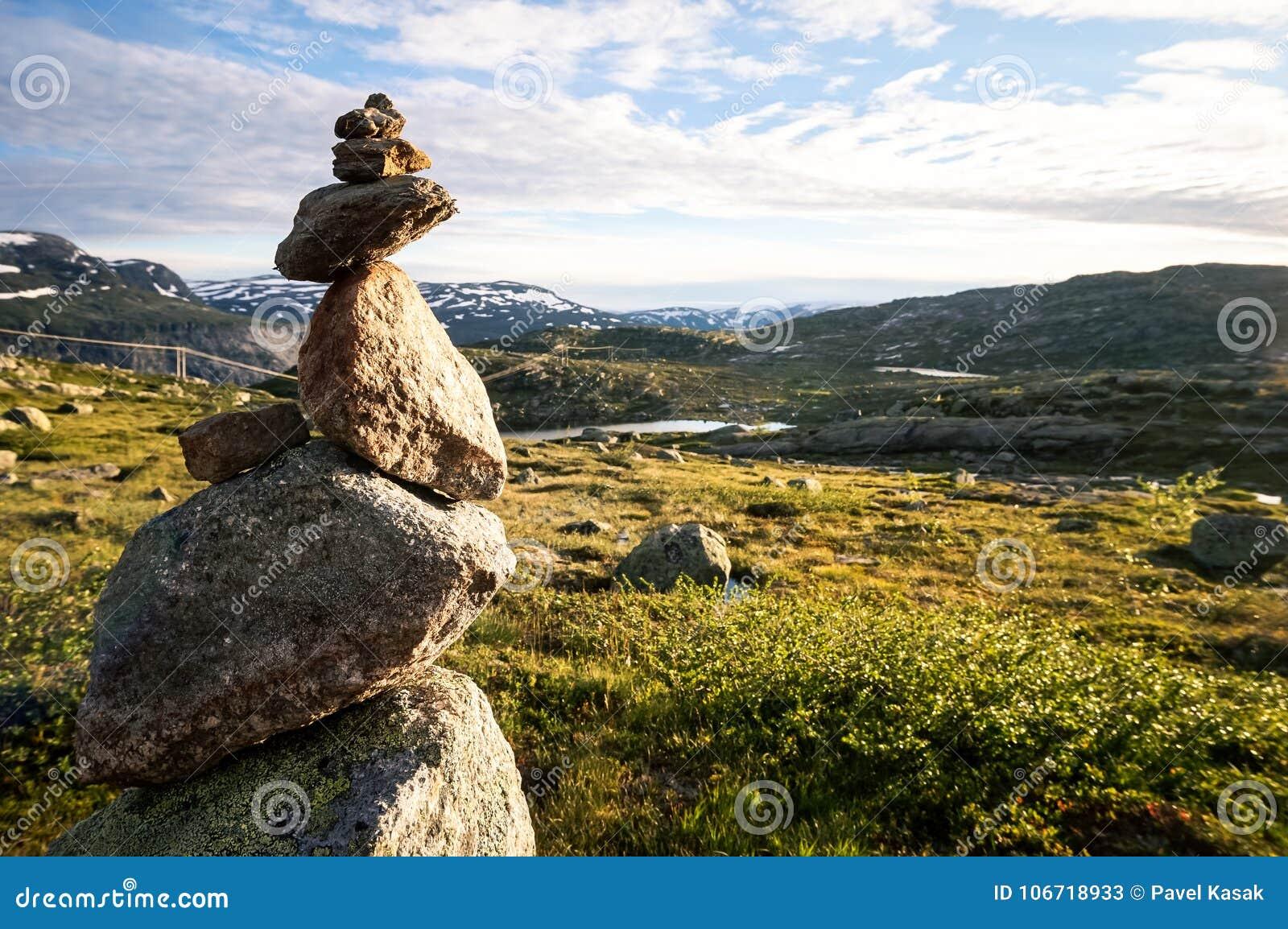 Trolltunga в Норвегии